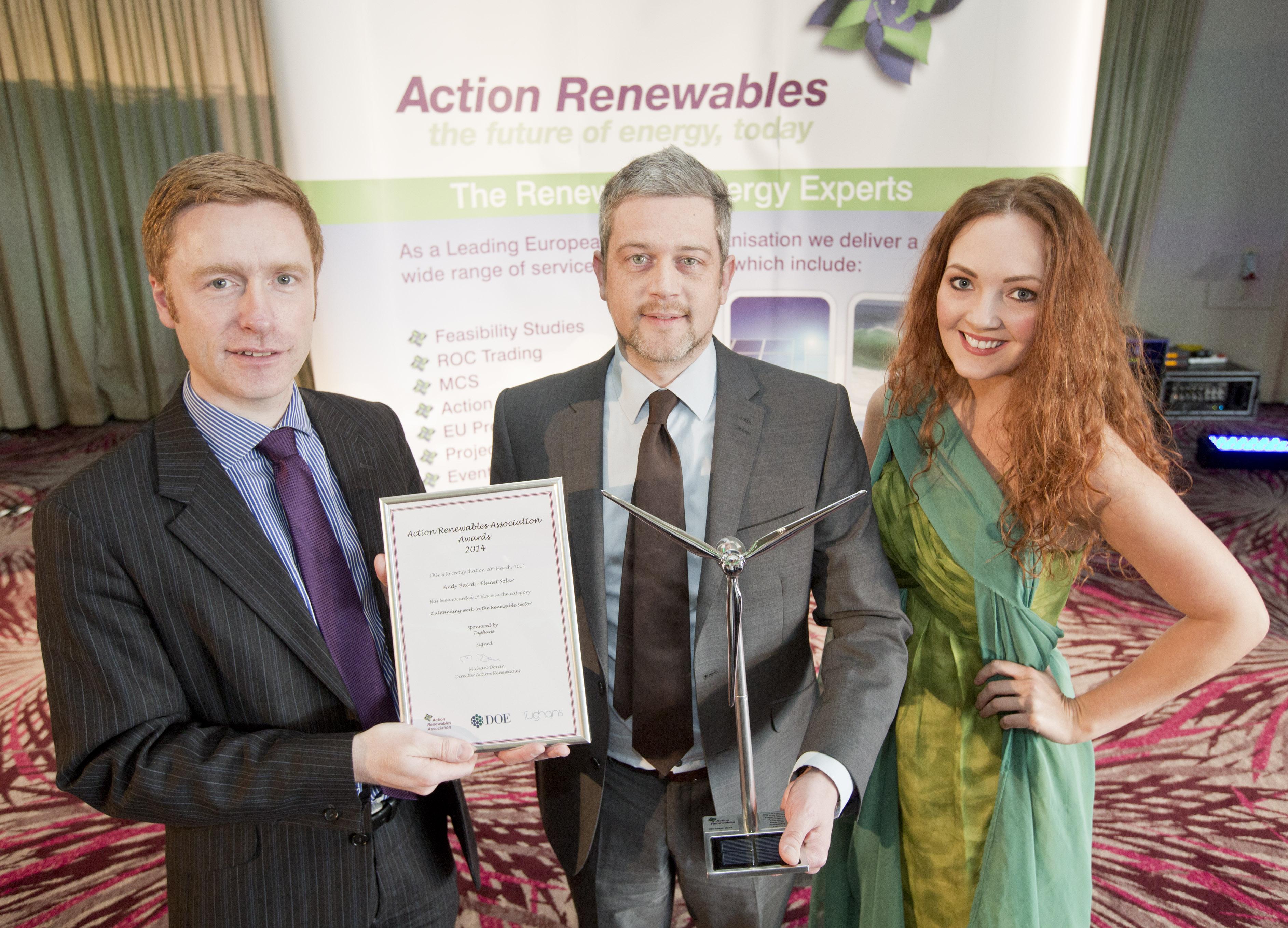 Action Renewables Association Awards