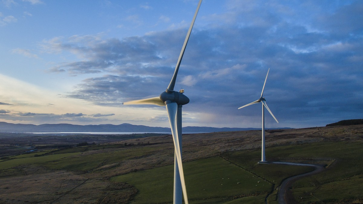 Head of NIRIG sets out ambitious target for renewable electricity